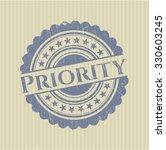 priority rubber texture | Shutterstock .eps vector #330603245