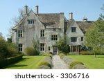 English Tudor Country House...