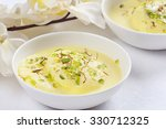 Small photo of Ras malai in a bowl