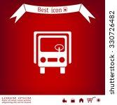 truck icon | Shutterstock .eps vector #330726482