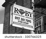 newbury  northbrook street ... | Shutterstock . vector #330766325