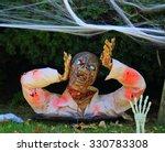 Halloween Zombie Decorations