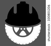 wheel development vector icon.... | Shutterstock .eps vector #330801206