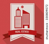 real estate company design ...   Shutterstock .eps vector #330809072