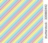 Bright Rainbow Diagonal...