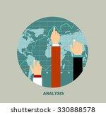 flat design illustration...   Shutterstock .eps vector #330888578