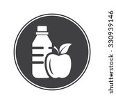 drink and useful food icon | Shutterstock .eps vector #330939146