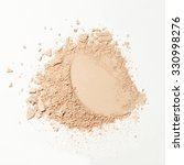 Crumbled Natural Powder Make U...