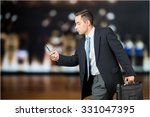 mobile phone. | Shutterstock . vector #331047395