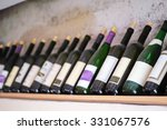 The Image Of  Bottles Of  Wine...