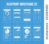mobile wireframe app ui kit 32. ...