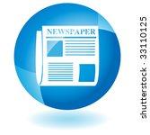 newspaper glass   Shutterstock . vector #33110125