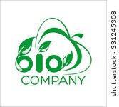 pumpkins logo | Shutterstock .eps vector #331245308