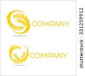 bread logo   Shutterstock .eps vector #331259912
