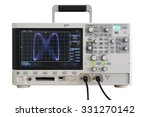 Small photo of Digital oscilloscope