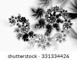 Fractal Art Background For...