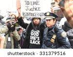 new york city   october 24 2015 ... | Shutterstock . vector #331379516