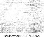 grunge overlay texture.... | Shutterstock .eps vector #331438766