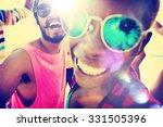 friends friendship vacation... | Shutterstock . vector #331505396
