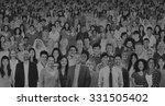 people diversity ethnicity...   Shutterstock . vector #331505402