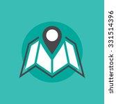 navigation vector sign   Shutterstock .eps vector #331514396