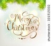 Elegant Shiny Greeting Card...