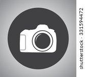 photo camera sign icon  vector... | Shutterstock .eps vector #331594472