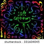 vector illustration.hand... | Shutterstock .eps vector #331604045