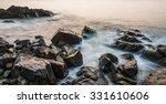 seascape  heavenly beauty of... | Shutterstock . vector #331610606