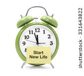 it's about time to start new... | Shutterstock . vector #331643822