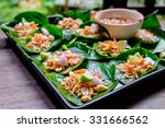 "thai appetizer called ""miang... 