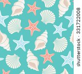 seamless vector pattern with... | Shutterstock .eps vector #331722008