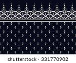 geometric ethnic pattern... | Shutterstock .eps vector #331770902