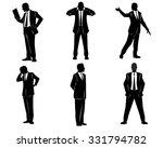vector illustration of a six... | Shutterstock .eps vector #331794782