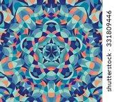 Kaleidoscope Geometric Colorfu...