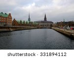 the famous royal palace in... | Shutterstock . vector #331894112