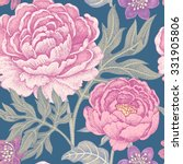 Floral Seamless Pattern For...