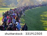 Several Thousand Refugees Are...