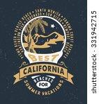 62 best california beaches for... | Shutterstock .eps vector #331942715