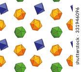 volume geometric shapes. vector ...   Shutterstock .eps vector #331946096