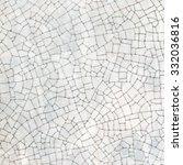 marble stripes crack pattern... | Shutterstock . vector #332036816
