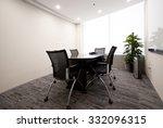 meeting room  office  boardroom ... | Shutterstock . vector #332096315