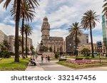 montevideo  uruguay   december... | Shutterstock . vector #332147456