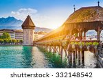 Historic City Center Of Lucern...
