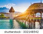 Historic City Center Of Lucerne ...
