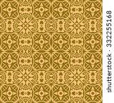vector seamless pattern  hand... | Shutterstock .eps vector #332255168
