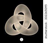 Trefoil Knot. Connection...