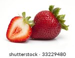 close up shot of tasty... | Shutterstock . vector #33229480
