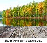 Pond In White Mountain Nationa...