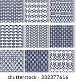 9 universal different vector... | Shutterstock .eps vector #332377616